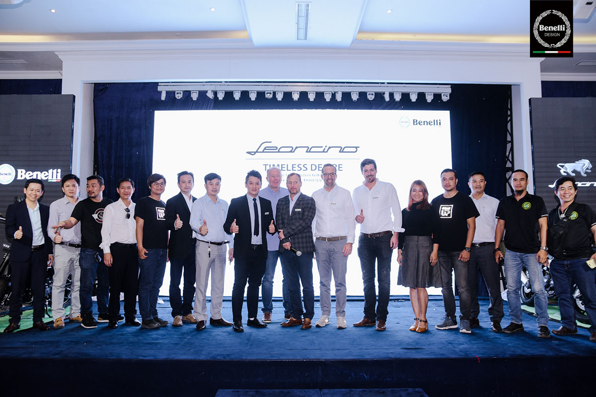 LEONCINO LAUNCH EVENT