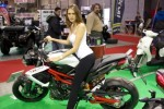 Benelli at Duas Rodas exhibition 2013 Brazil